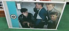 SIMPLE MINDS POSTER NEW SEALED VINTAGE 1983 RARE BREAKFAST CLUB