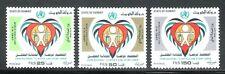 SELLOS TEMA MEDICINA. KUWAIT 1987 1105/07 VACUNACION  3v.