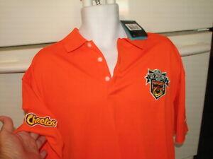 Cheetos Los Cheetahs Soccer Club Nike Golf shirt Men's 2XL  2013 New With Tags