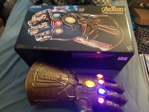 Hasbro Marvel Legends Series Avengers Infinity Gauntlet Thanos