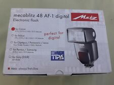 Flash Metz Mecablitz 48 AF-1 Digital Para Canon