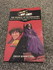 Doctor Who The Masque Of Mandragora Phillip Hinchcliffe 1991 Cover