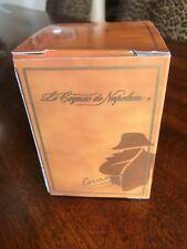 Courvoisier Brandy Cognac Snifter Gift box and cigar cutter
