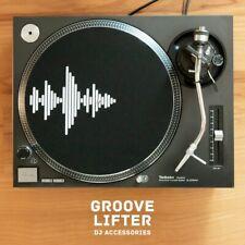 Slipmat Groove Lifter 'Sound Wave' Design (1 Piece) - fit most turntables