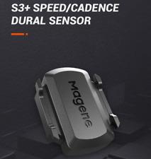 MAGENE S3+ Bike computer Cadence and Speed Wireless Dual Module Sensor Bluetooth