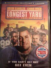 The Longest Yard (Widescreen Edition) - DVD Adam Sandler FACTORY SEALED NEW