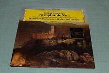 Robert Schumann~Symphonie Nr. 2~Herbert Von Karajan~IMPORT~FAST SHIPPING