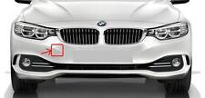 BMW f32 f33 f36 4 SERIE NUOVO ORIGINALE gancio traino paraurti anteriore Eye Cover CAP 7363392