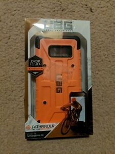 UAG Samsung Galaxy S8 Plus Orange Case