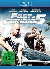 Blu-ray * FAST & FURIOUS 5 # NEU OVP +
