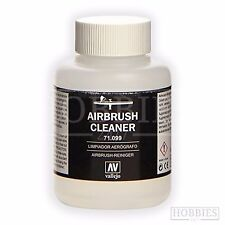 Vallejo Airbrush Cleaner Model Air Paint Cleaning Solution 85ml 71.099