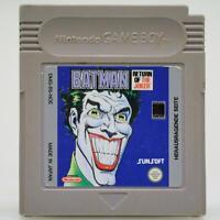 Batman Return of the Joker | Nintendo Game Boy | GameBoy Classic | Gut
