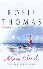 Moon Island, Thomas, Rosie, New Book