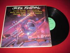 RARE JAZZ FESTIVAL COMPILATION LP - ALMOR A-110