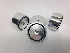 4 x ALUMINIUM isolating feet IF50-25AL-O for turntables and speaker !!!!!