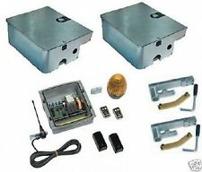 ELECTRIC GATES Deluxe UNDERGROUND Automatic gate opener KIT-V2 VULCAN