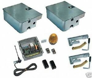 Electric Gates Deluxe Underground automatic gate opener kit - V2 Vulcan