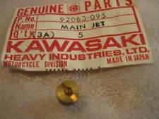 Kawasaki NOS H1 750, S2, S3, KT250, KH250, Main Jet  #90R   N