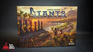 Giants Brettspiel