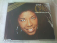 NATALIE COLE - STARTING OVER AGAIN - 1989 UK CD SINGLE