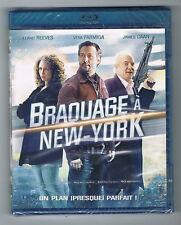 BRAQUAGE À NEW-YORK - KEANU REEVES & JAMES CAAN - 2013 - BLU-RAY - NEUF NEW