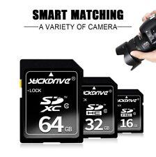 8/16/32/64/128 GB SD Karte Speicherkarte SDXC bis zu 80MB/s Speicherkarte Kamera