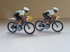 697Q Norev EC4094 2 Cyclistes 1:43 Equipe Renault No 13 & 18 Tour de France 1983