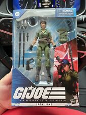 New Hasbro G.I. Joe Classified Series LADY JAYE 6? Action Figure - IN STOCK