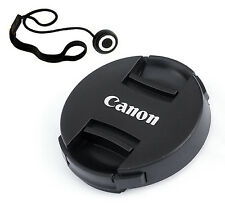 49mm Snap-On Front Lens Cap Keeper for CANON EF 50mm f/1.8 STM Lens