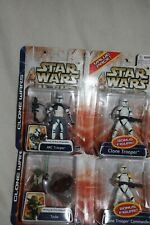 Star Wars Clone Wars Arc Trooper-Clone Trooper-Yoda-Clone Trooper Commander