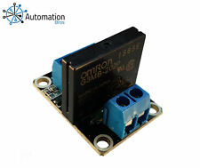 Single AC Solid State Relay for Arduino