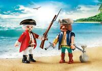 Playmobil 9446 - Duo Pack Pirate & Soldier - NEW!!
