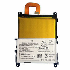 New Li-ion Battery Replacement For Sony Xperia Z1 L39h C6902 C6903 C6906 3000mAh