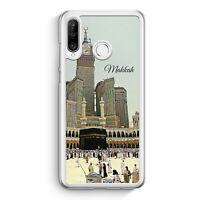 Panorama Makkah Mekka Huawei P30 Lite Hülle Motiv Design Islam Muslimisch Sch...