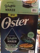 oster belgian waffle maker Diamondforce Nonstick Coating