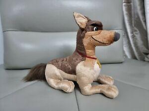 Disney Store Plush Thunderbolt Dog 101 Dalmatians Stuffed Rare
