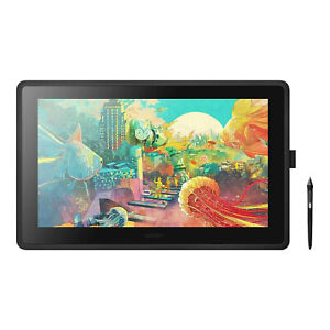 Wacom Cintiq 22 Pen Display Drawing Tablet - Black Pen Display 22""