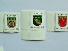 stamps / Latvia /2009/Coats of arms