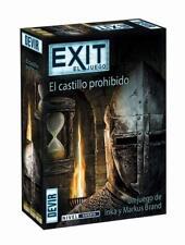 Devir BGEXIT4. Exit 4. El Castillo Prohibido. De 1 a 6 jugadores