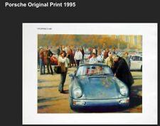 Porsche Original 1995 Porsche 911 Event-GermanyArt: Andre Sokolov.Rare CarPoster