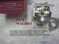 OH140 OH160 OH180 CARBURETOR SEARS GT 14 ST/16 / 6 GT 18 TECUMSEH ENGINE TRACTOR
