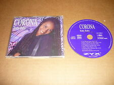 *CORONA MAXI CD GERMANY BABY BABY LEE MARROW RADIO MIX