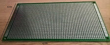 Double Sided Prototype PCB 9x15cm x 1 (Free 1st Class FAST Delivery UK)