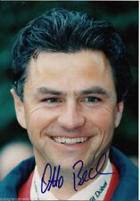Otto Becker Top Gross Pressefoto 1998 Orig. Sign. + G 4304