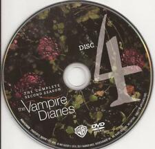 The Vampire Diaries (DVD) Season 2 Disc 4 Replacement Disc U.S. Issue