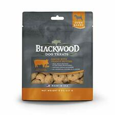 Blackwood Pet Food Oven Baked Dog Treats Made in Usa Natural Dog Treats for H.