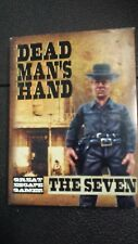 The Seven The Curse of Dead Man's Hand NEW! Great Escape Games sealed
