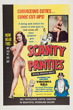 "Virginia Bell Scanty Panties Movie Poster Replica 13x19"" Photo Print"