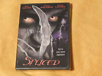 Spliced + The Craft + Monster High + Brainscan + Fright Night (DVDs x 5) *NEW*