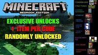 Minecraft Creeper Crunch DLC Item x1 (10 items)